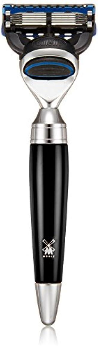 彼自身道徳バランスミューレ STYLO レイザー(Fusion) ブラックレジン R76F
