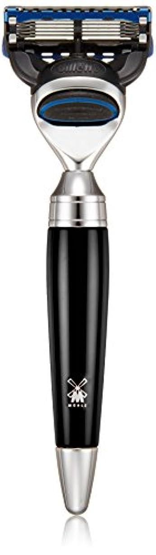 確かめる新年ディンカルビルミューレ STYLO レイザー(Fusion) ブラックレジン R76F