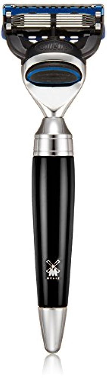 ボットオーガニック中国ミューレ STYLO レイザー(Fusion) ブラックレジン R76F