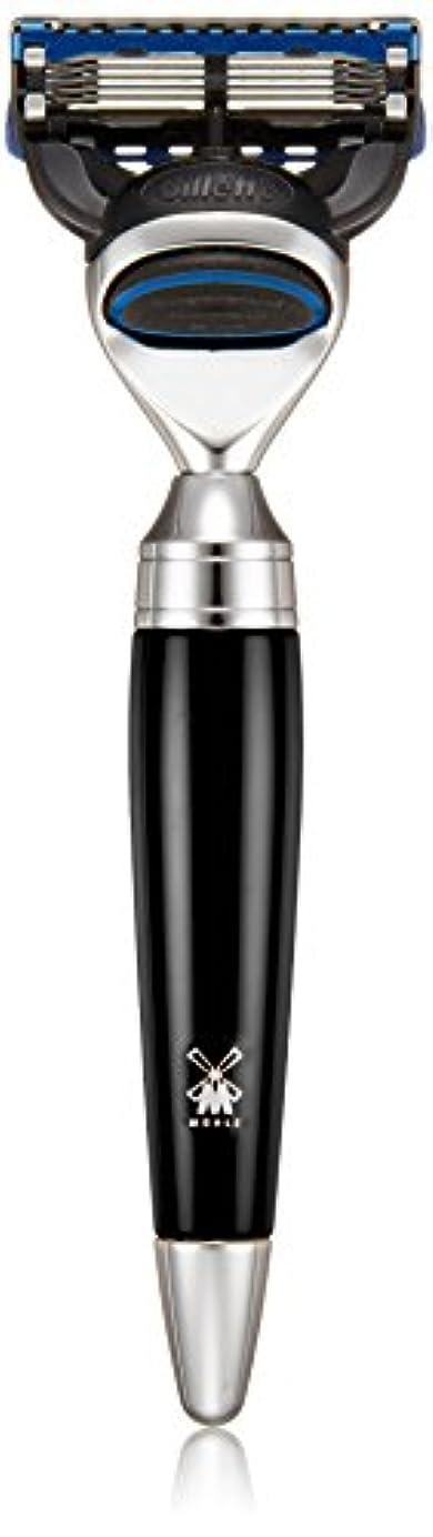 メンタリティ投獄行列ミューレ STYLO レイザー(Fusion) ブラックレジン R76F