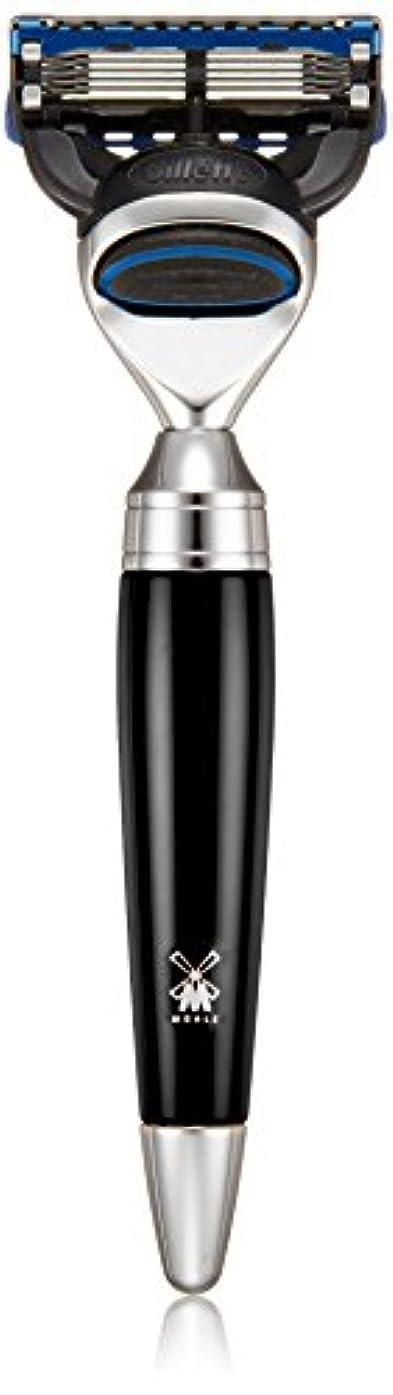 九時四十五分発信柔らかい足ミューレ STYLO レイザー(Fusion) ブラックレジン R76F