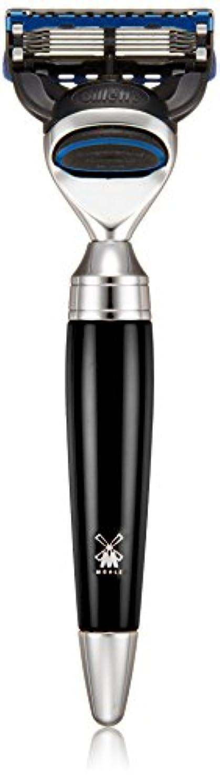 カスケード困惑トークミューレ STYLO レイザー(Fusion) ブラックレジン R76F