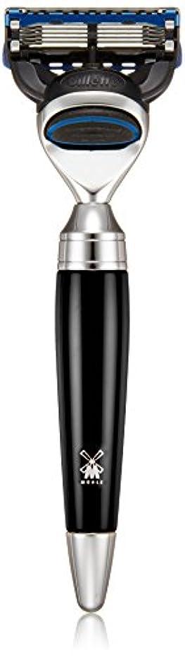 おんどり欺おばさんミューレ STYLO レイザー(Fusion) ブラックレジン R76F