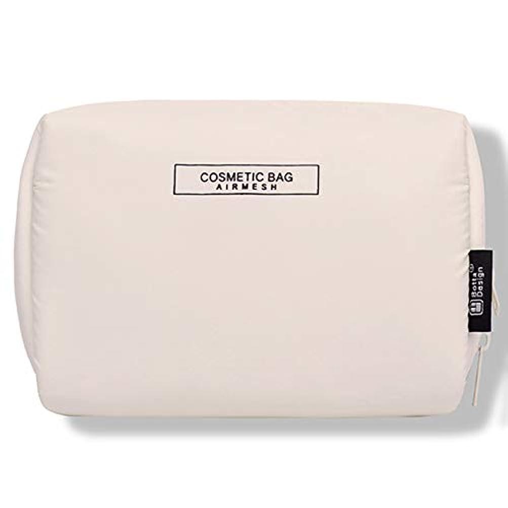 粘液模索応じる化粧ポーチ トイレタリーバッグ トラベルポーチ メイクポーチ ミニ 財布 機能的 大容量 化粧品収納 小物入れ 普段使い 出張 旅行 メイク ブラシ バッグ 化粧バッグ