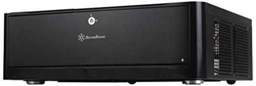 SilverStone Grandia 黒 デスクトップ型SST-GD06B