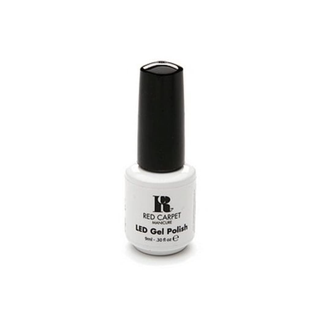 アストロラーベサスペンド炭水化物Red Carpet Manicure - LED Nail Gel Polish - Iconic Beauty - 0.3oz / 9ml