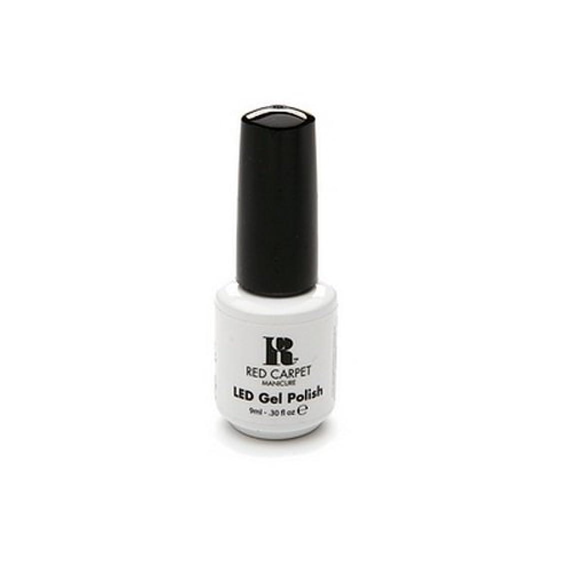 浸透する静める召喚するRed Carpet Manicure - LED Nail Gel Polish - Iconic Beauty - 0.3oz / 9ml