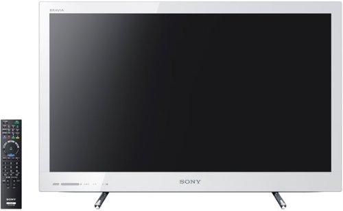 RoomClip商品情報 - SONY 32V型 液晶テレビ HDD内蔵 録画機能搭載 ホワイト BRAVIA KDL-32EX42H/W