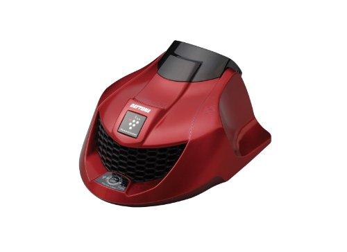 DAYTONA(デイトナ) プラズマクラスター ヘルメット専用 脱臭除菌 消臭機 DP-H1-R レッド 品番:75849