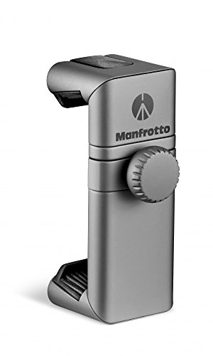 Manfrotto スマートフォンアダプター用三脚グリップ TwistGrip アルミニウム製 MTWISTGRIPの詳細を見る