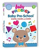 Baby Pre-School Shapes & Colors [DVD]