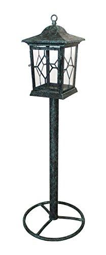 銅製灯篭 春日燈【お庭のエクステリア、吊り燈籠、キャンドルスタンドに!】