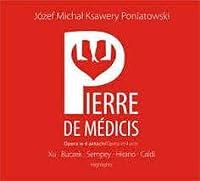 Pierre De Medicis/Opera in 4 acts