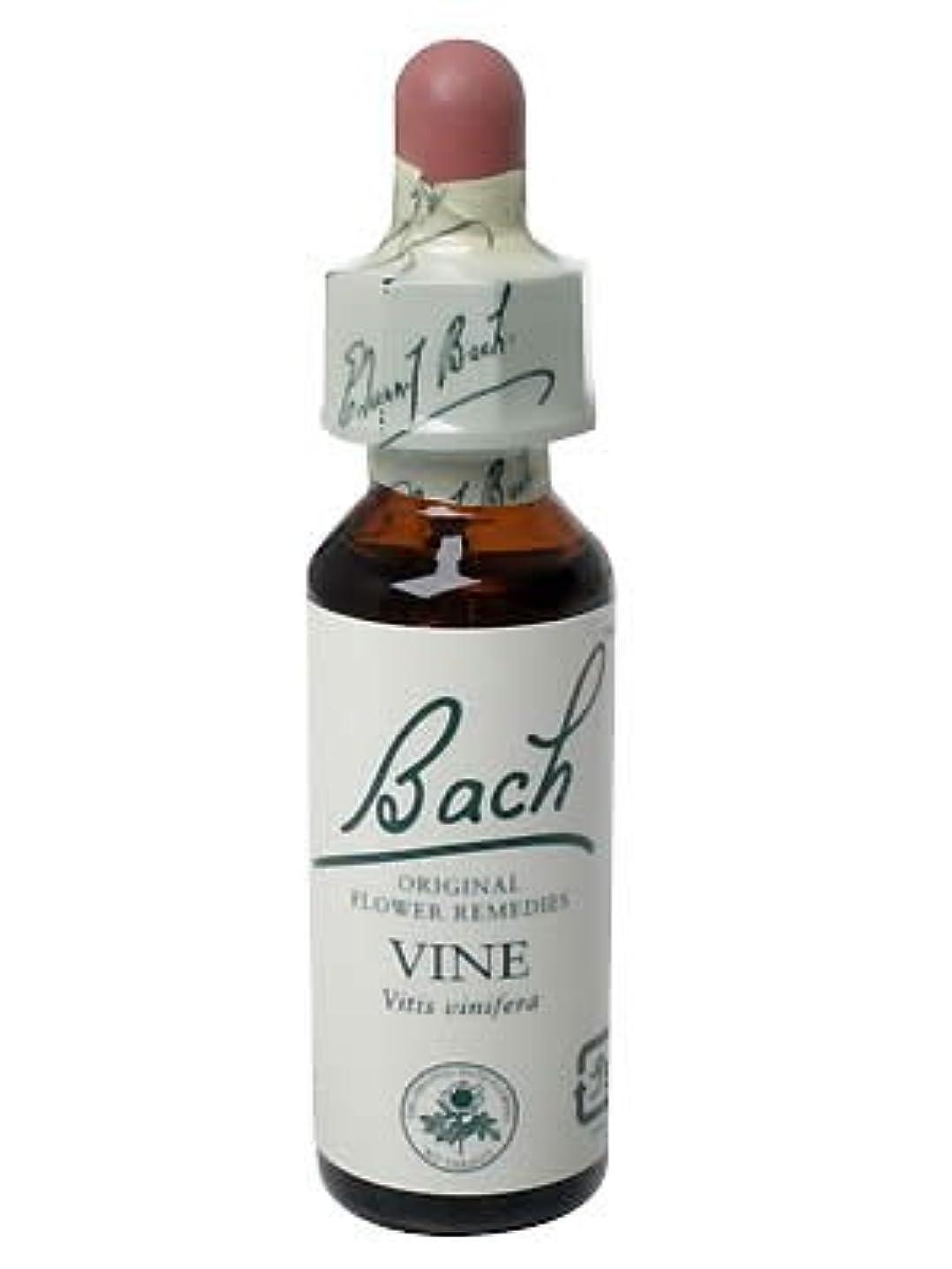 整然としたメニュー治療バッチフラワーレメディ バイン(VINE)