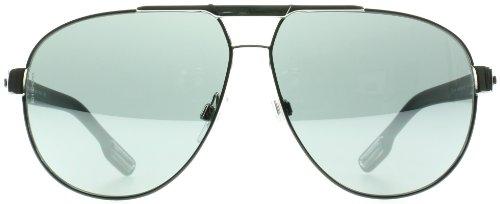 ティアドロップサングラス ブラックミラー 0DG-2099-10836G ドルチェ&ガッバーナ