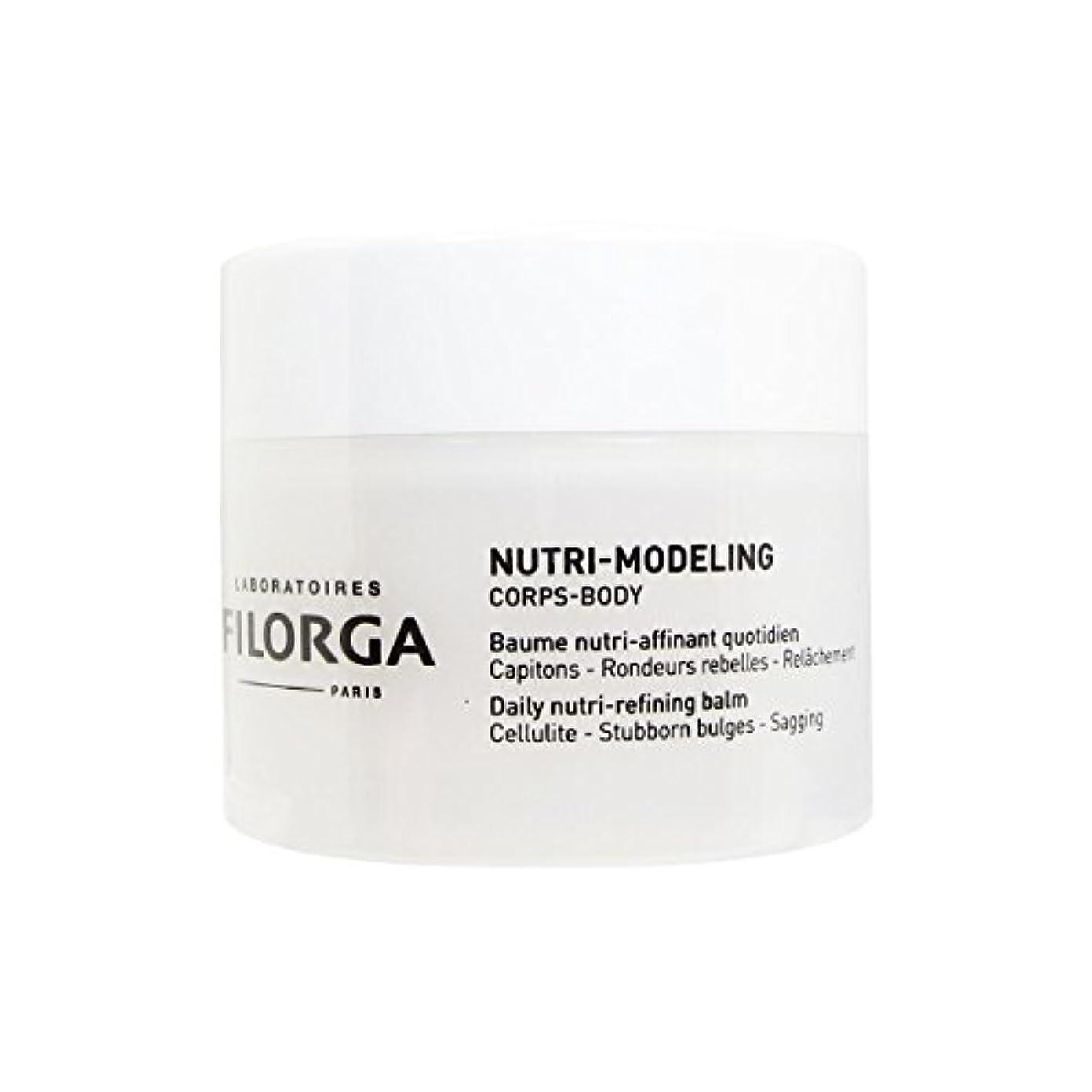 シングル装備する害Filorga Nutri Modeling Daily Body Enhancer 200ml [並行輸入品]
