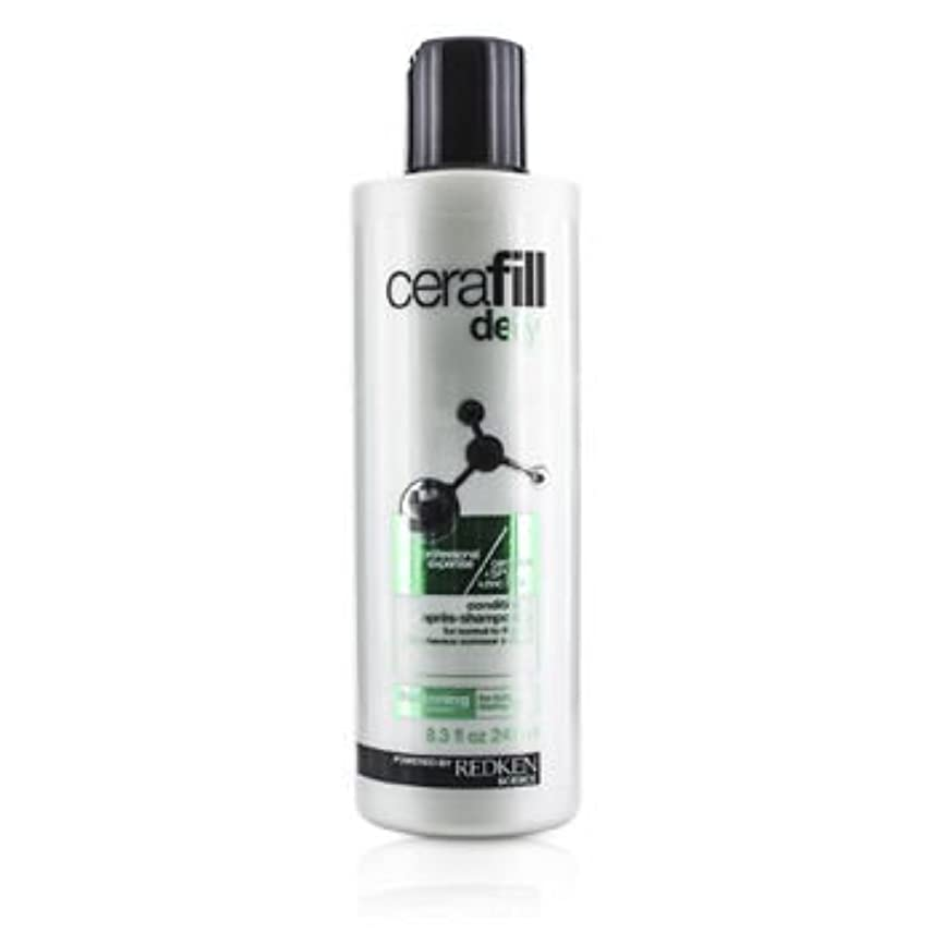 王室アライメント純正[Redken] Cerafill Defy Thickening Conditioner (For Normal to Thin Hair) 245ml/8.3oz