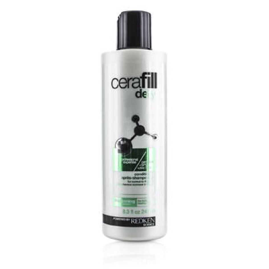 遺棄されたレパートリークール[Redken] Cerafill Defy Thickening Conditioner (For Normal to Thin Hair) 245ml/8.3oz