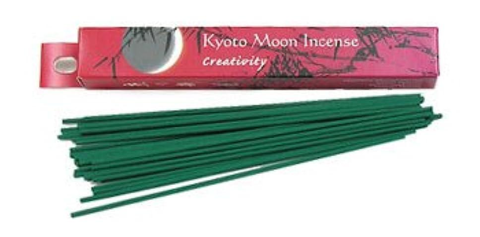 (1, JAGA) - Shoyeido's Creativity Incense, 40 sticks - Kyoto Moon Series