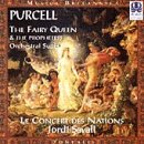 Purcell: The Fairy Queen & The Prophetess Orchestral Suites