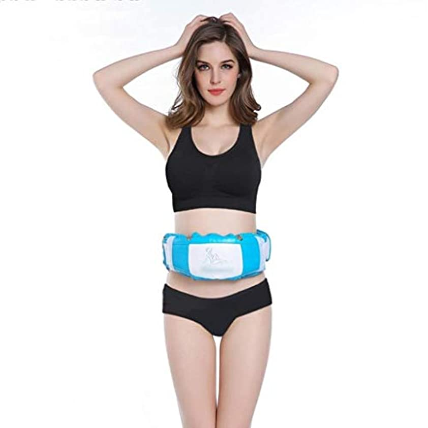 スラックラップ感度体形Slim身ベルト、Slim身マシン、スポーツSlim身機器、細いウエストと細い腹、調整可能なフィットネスウエスト振動ベルト、男性と女性の減量機
