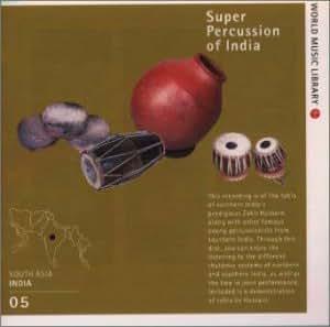 インド古典パーカッション 超絶のリズム