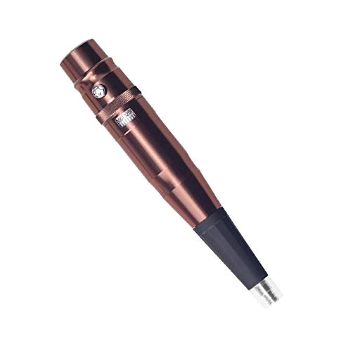 キー砂漠スペイン眉毛ペンシルリップライナータトゥーペンタトゥーパーマネントメイクアップアイブロウペンシルアイブロウメイクアップリップパターンマシン電動ペン銃,Brown