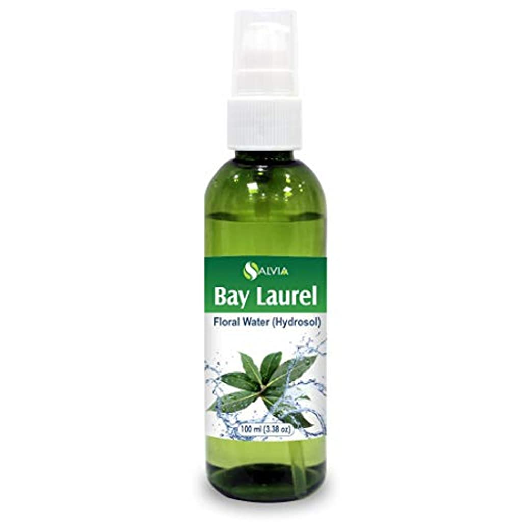 Bay Laurel Floral Water 100ml (Hydrosol) 100% Pure And Natural