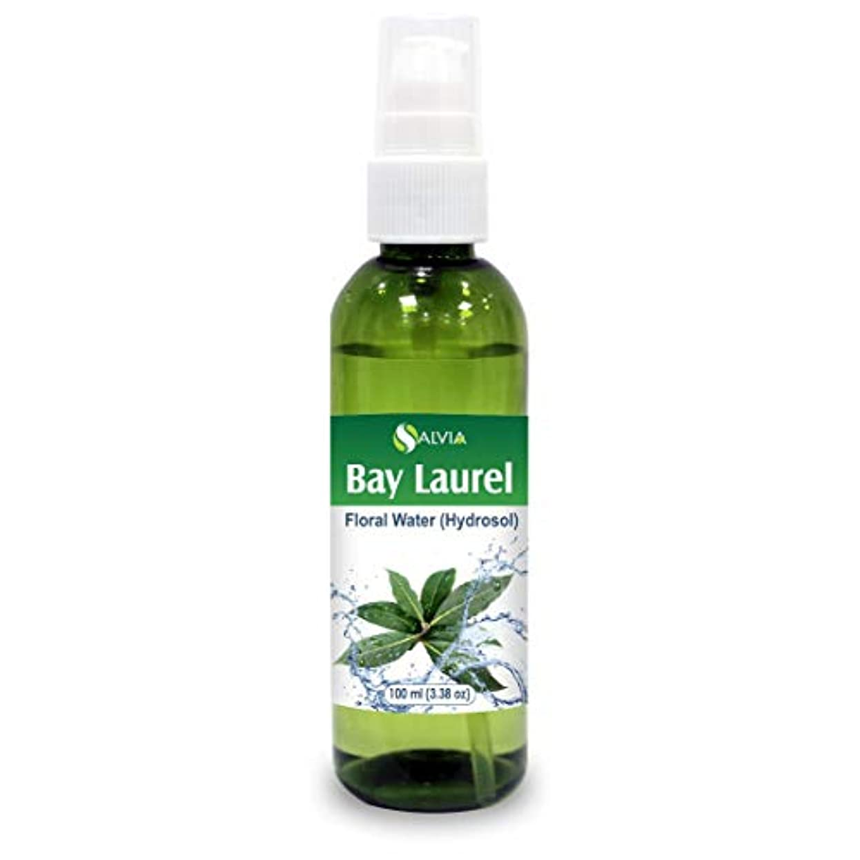 そうロックパンサーBay Laurel Floral Water 100ml (Hydrosol) 100% Pure And Natural