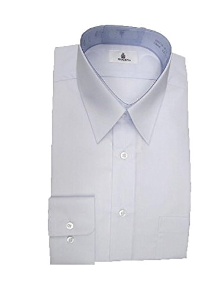 真珠のような櫛性能紳士 ワイシャツ 長袖 (形態安定)(普通体) 006710 メンズ