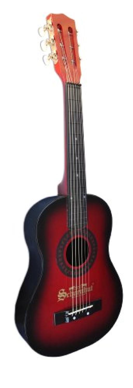 キッズ向け★アコースティックギター(6弦) Schoenhut社 Red/Black【並行輸入】