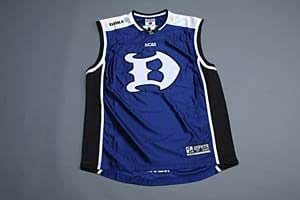 DukeブルーDevilsブルーBasketball Jersey by Zephyr – Large