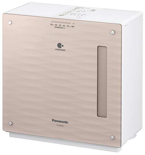 加湿機 気化式 ナノイー搭載 ~19畳 クリスタルブラウン パナソニック(Panasonic) パナソニック FE-KXS07-T