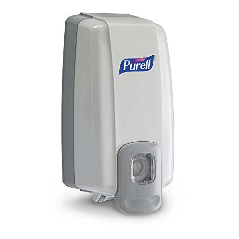 センサー不良モーションNXT Instant Hand Sanitizer Dispenser, 1000ml, 5-1/8w x 4d x 10h, WE/Gray (並行輸入品)