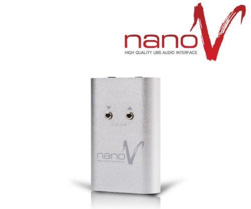 JAVS ヘッドホンアンプ・DAC nano/V
