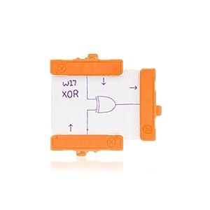 littleBits 電子工作 モジュール 論理ゲート BITS MODULES W17 XOR