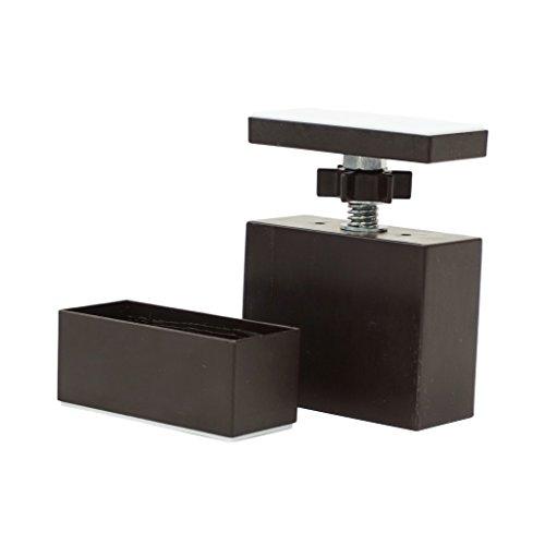 RoomClip商品情報 - 平安伸銅工業 LABRICO  DIY収納パーツ 2×4アジャスター ブロンズ DXB-1