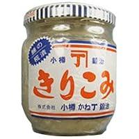 鰊の切り込み 170g (ニシンの切込み 辛口) 北海道の伝統珍味 にしんの糀漬け (酒の肴 ご飯のお供 小樽かね丁鍛治) きりこみ