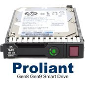 781516-b21互換HP g8g9600-gb 12g 10K 2.5SAS SC ( 2パック)–NatureWell更新され