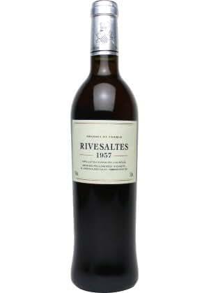 1957年 ワイン 赤 還暦木箱入り リヴザルト オーダージュ N.S.C.R 500ml