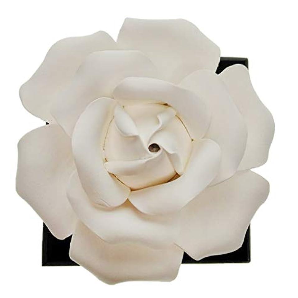 スパーク削減意志B Blesiya ローズフラワー エッセンシャルオイル 香水 香りディフューザー 装飾品 工芸品