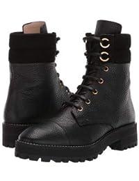 Stuart Weitzman(スチュアートワイツマン) レディース 女性用 シューズ 靴 ブーツ レースアップブーツ Lexy - Pitch Black Bristol [並行輸入品]