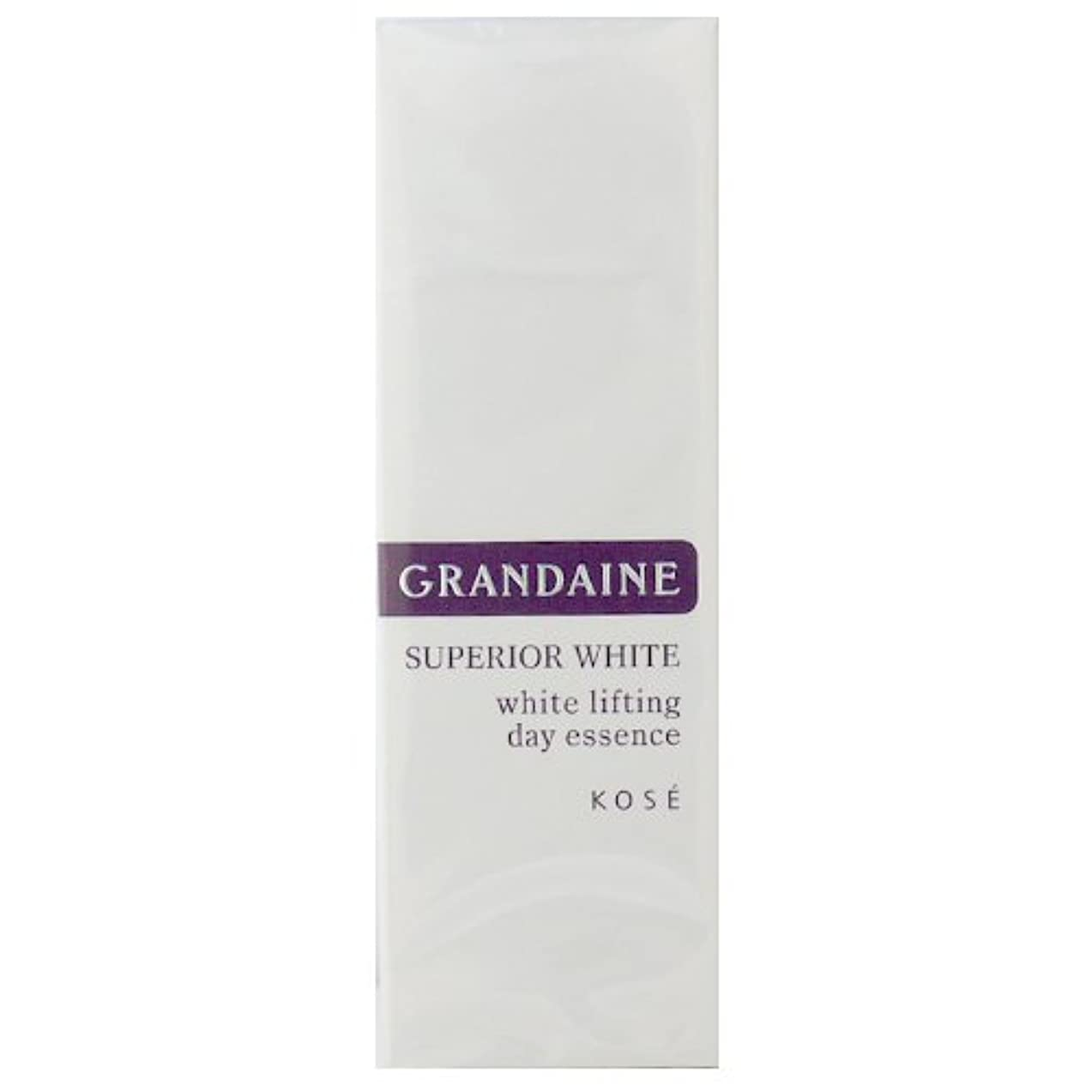応答なぜ隙間コーセー グランデーヌ スーペリア ホワイト ホワイトリフティング デイエッセンス SPF30 PA++ 30g