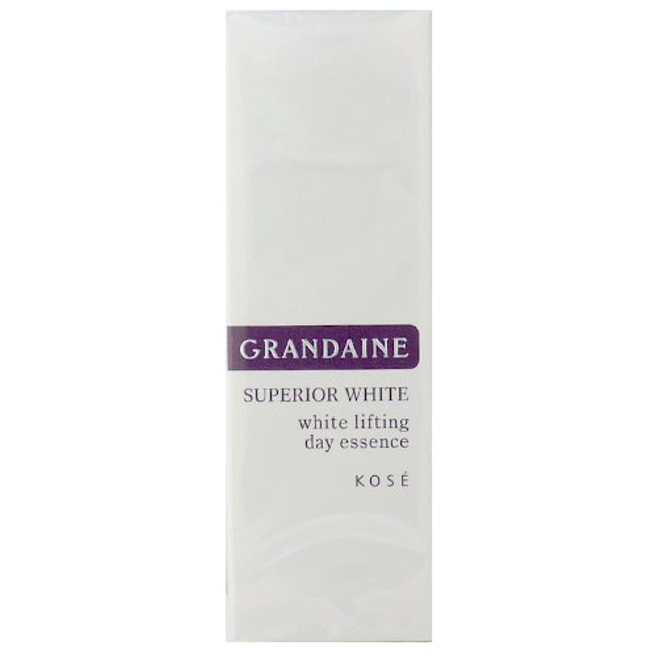ペルソナ立証する応じるコーセー グランデーヌ スーペリア ホワイト ホワイトリフティング デイエッセンス SPF30 PA++ 30g