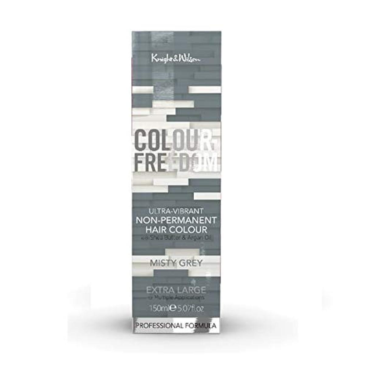 ウルルフレームワークガレージ[Colour Freedom ] 色の自由度が717グレーミスティ - Colour Freedom Misty Grey 717 [並行輸入品]