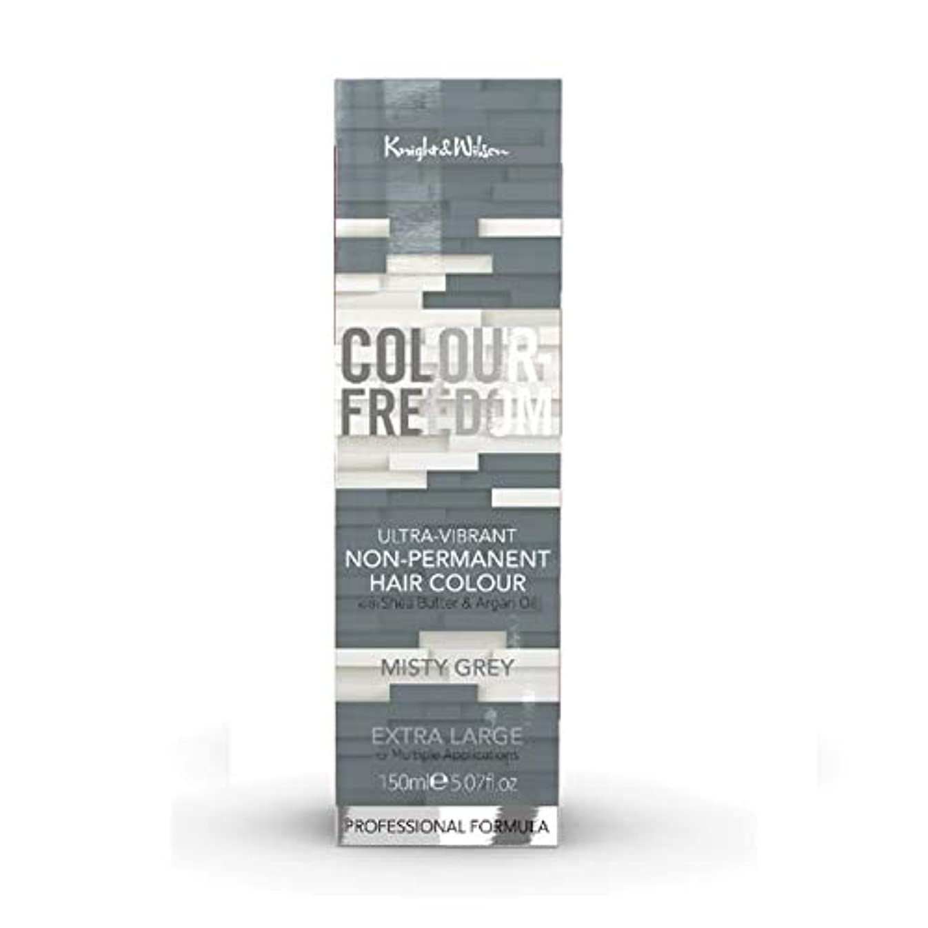 比べる解放軍隊[Colour Freedom ] 色の自由度が717グレーミスティ - Colour Freedom Misty Grey 717 [並行輸入品]