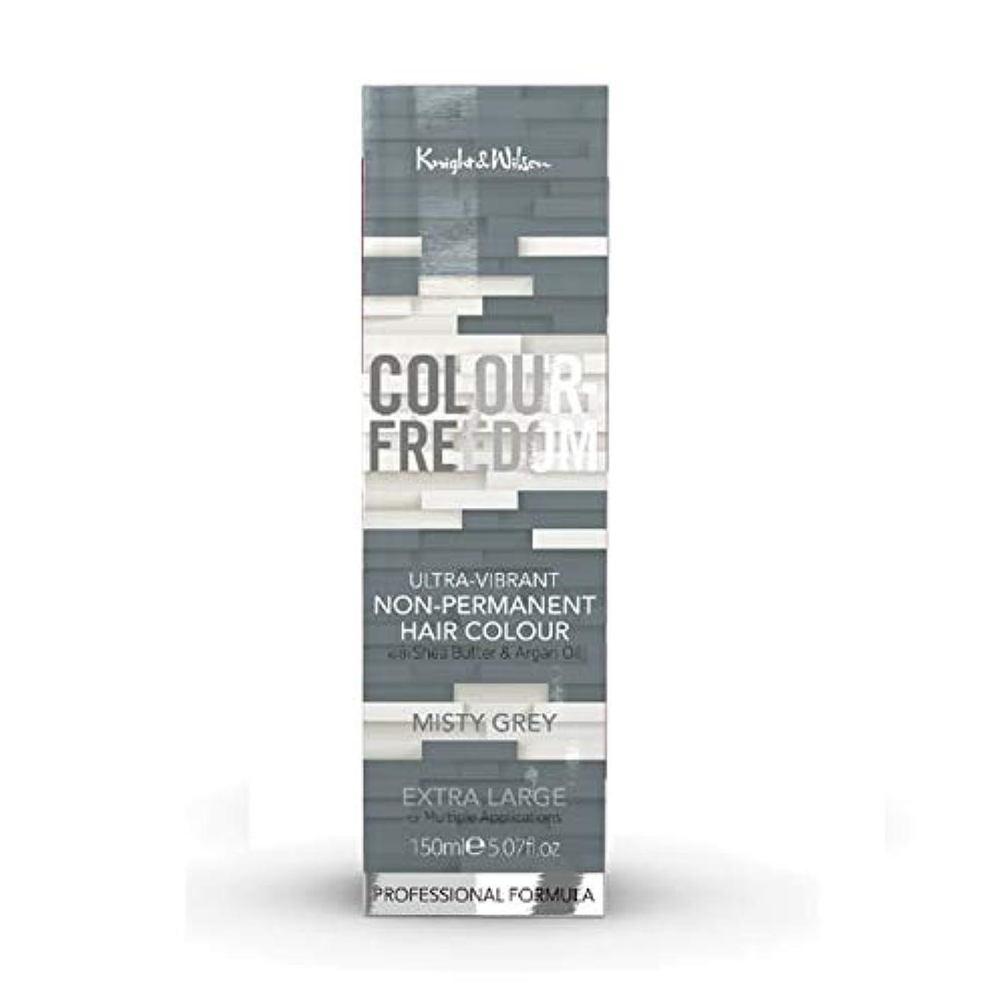 海岸豊富スナック[Colour Freedom ] 色の自由度が717グレーミスティ - Colour Freedom Misty Grey 717 [並行輸入品]