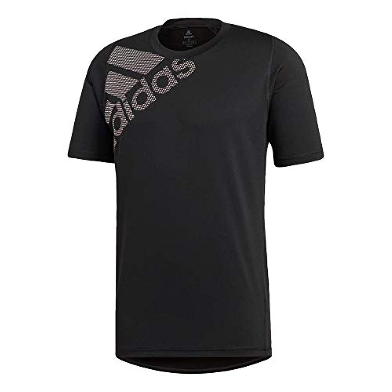崩壊地域フィードオン[アディダス] トレーニングウェア M4T フリーリフトビッグロゴTシャツ [メンズ] FSF86