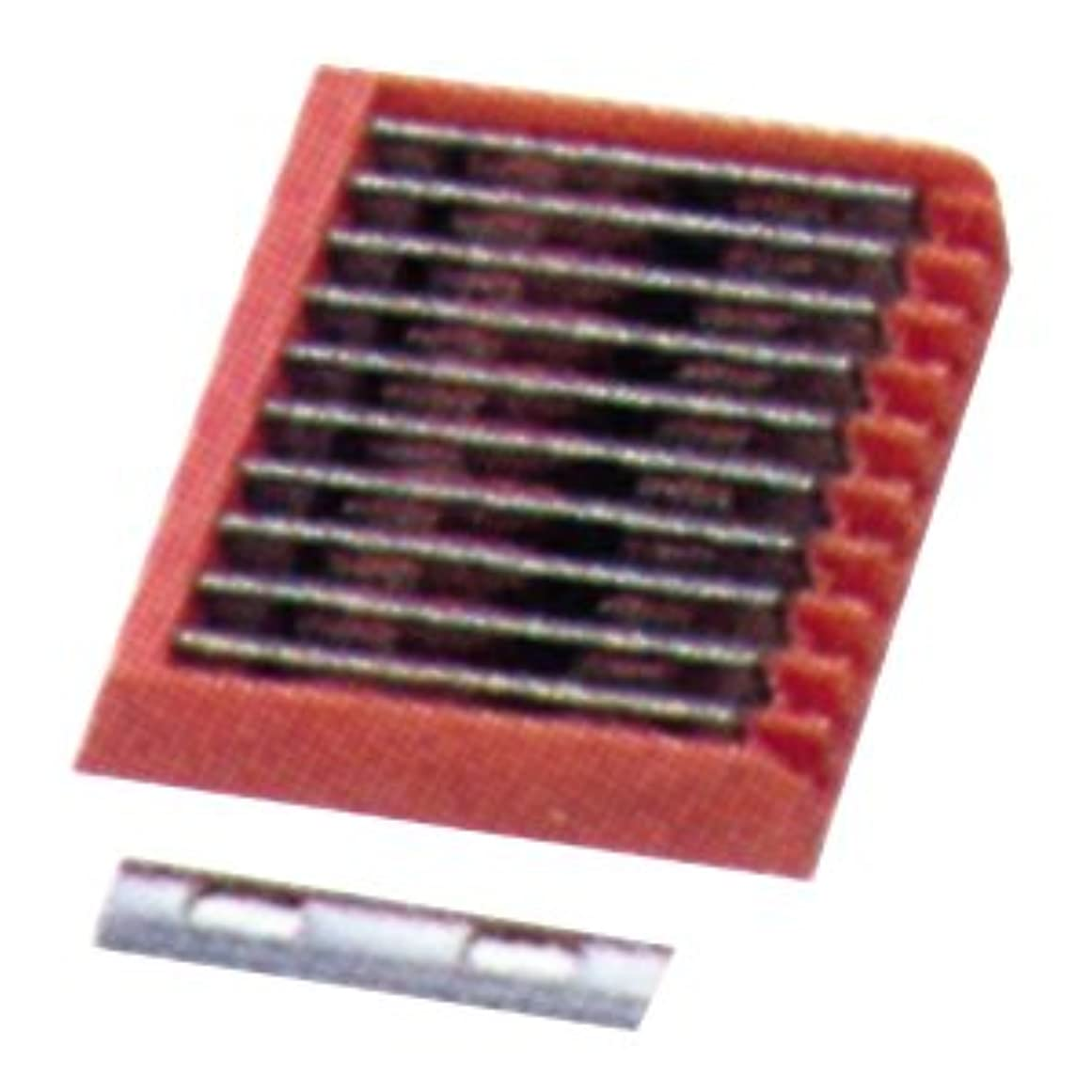 ダイヤモンドグリットパックフェザー プレビューブレイド 10枚×5