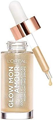 L'Oréal Paris Wake Up & Glow Glow Mon Amour Highlighting Drops 01 Sparkl